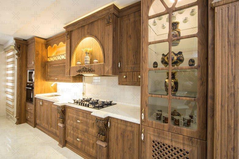 های گلاس با طرح چوب در شیراز | MDF رنجبر